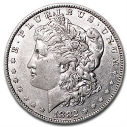 1882 O Morgan Silver Dollar UNC