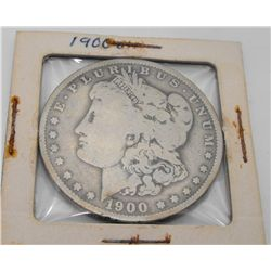 1900 O VG Grade Morgan Dollar