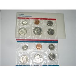 1979 Mint Set P & D  *1st YEAR SUSAN B. ANTHONY DOLLAR & KENNEDY HALF DOLLAR - NICE SET*!!