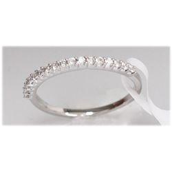 GENUINE 1.63g 14K DIAMOND GOLD RING