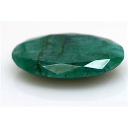 Natural 14.65 ctw African Emerald Oval