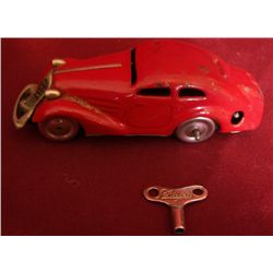 Schuco Tin Toy Car, #1001