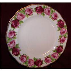 Royal Albert China Dinner Plate