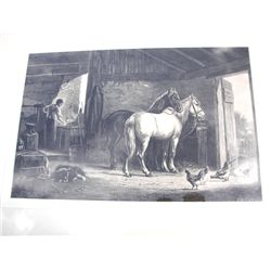 JH Dolph, Steel Engraving