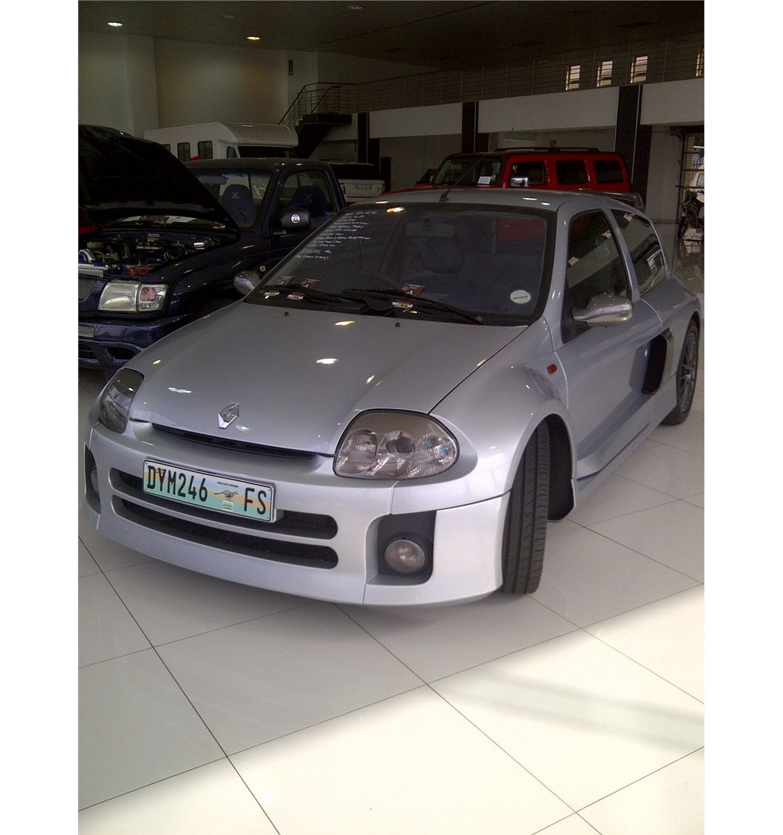 Renault Clio V6: TO REQUEST: Renault Clio 3L V6 F1 Spec (Rear Motor) 200KW