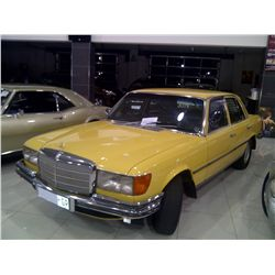 Mercedes 280S, 3l straight 6, full house, daily driver.