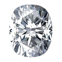 Diamond EGL Cert. Cushion 1.01 ct G, VVS2