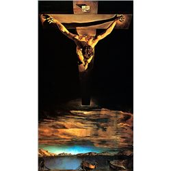 Christ Of St. John Of The Cross - Dali - Limited Edition on Canvas