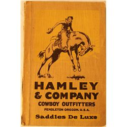 Hamley Saddle Catalog