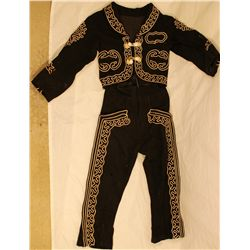 Childs Charro Outfit