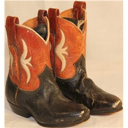 Childs Cowboy Boots