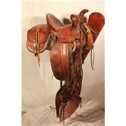 Victor Ario Saddle and Accessories