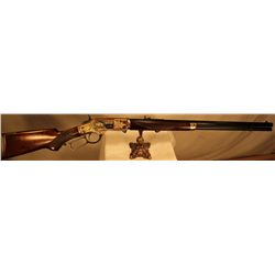 Buffalo Bill Commemorative 1873 Deluxe Winchester Rifle