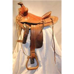 Heiser Childs Saddle