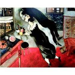 "Marc Chagall ""Birthday"""
