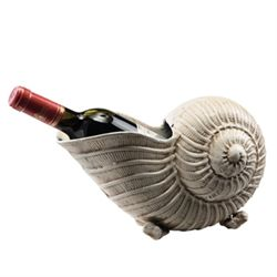 Shell Wine Bottle Holder