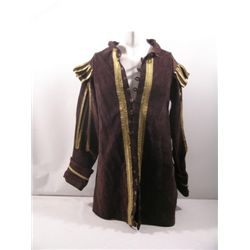 History Channel 'Conquest' Musketeer Coat