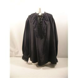 History Channel 'Conquest' Frilled Shirt