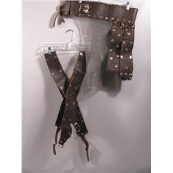 History Channel 'Conquest' Neck Collar
