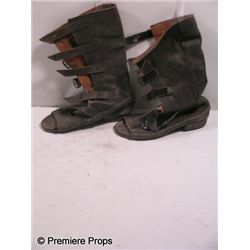 History Channel 'Conquest' Roman Boots