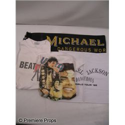 Michael Jackson 'Dangerous' Tour Items