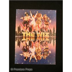 Michael Jackson Signed 'The Wiz' Program