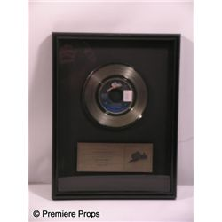 Michael Jackson LP Sales Award