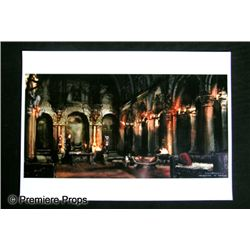 Underworld: 3 Great Hall Artwork