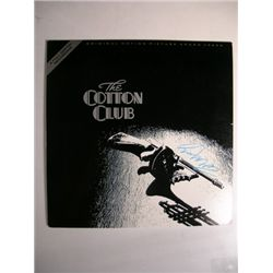 Cotton Club Signed LP