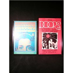 Jim Morrison / The Doors Poster Lot