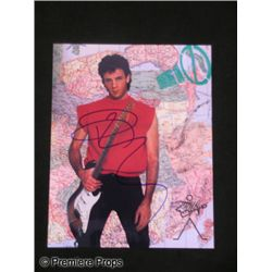 Rick Springfield Signed Photo