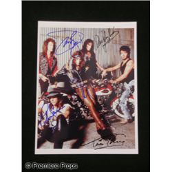 Bon Jovi Signed Photo