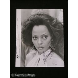 Diana Ross Signed Photo