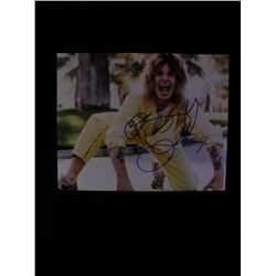 Ozzy Osbourne Signed Photo