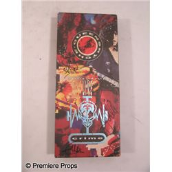 Queensryche Signed CD/VHS Box