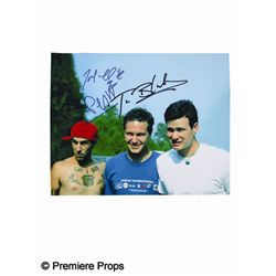 Blink 182 Signed Photo