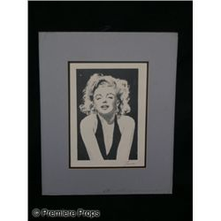 Marilyn Monroe Early 60's Sketch