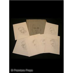 Amazing Stories Tim Robbins Sketches