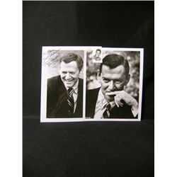 Tony Randall Signed Photos