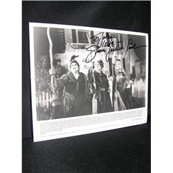 Hocus Pocus Signed Photo