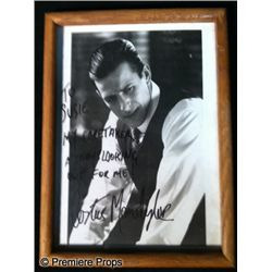 Costas Mandylar Autographed Photo