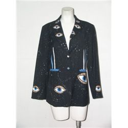 Eyeball Jacket and Hat