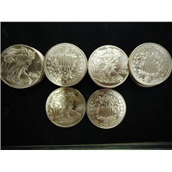 25-1/4 OZ ADVP COPPER ROUNDS