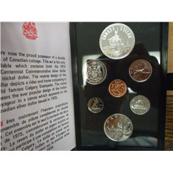 1975 CANADA DOUBLE DOLLAR PROOF SET