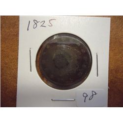 1825 US LARGE CENT
