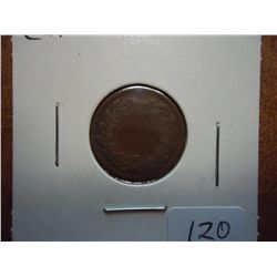 "CIVIL WAR TOKEN ""UNION FOR EVER"""