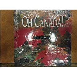 1995 OH CANADA UNC  COIN SET