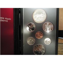 1980 CANADA DOUBLE DOLLAR PROOF SET