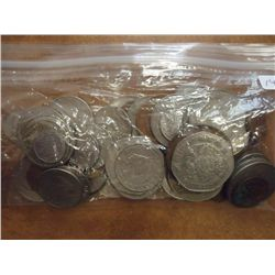 APPROX. 1 POUND ASSORTED MEXICAN COINAGE