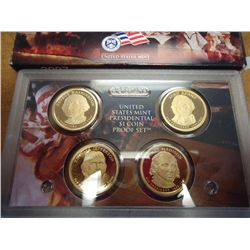 2007 US PRESIDENTIAL DOLLAR PF SET
